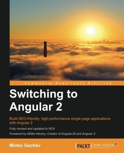 Download Switching to Angular 2 PDF