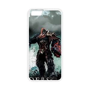 Darksiders iPhone 6 Plus 5.5 Inch Cell Phone Case White nrir