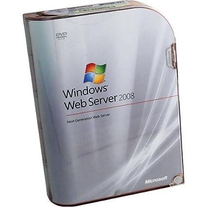 MS Web Server 2008 32 bit/X64: Amazon ca: Software
