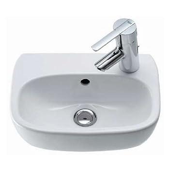 Ceravid Design Handwaschbecken Waschbecken 36cm Im Komplettset Mit