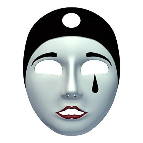 Pierrot Mask Accessory