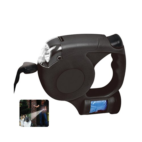 Retractable Pet Leash With Light product image