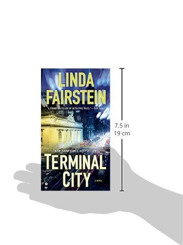 terminal city fairstein linda