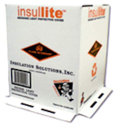 Insullite Recessed Solid Light Cover (Light Cap Recessed)