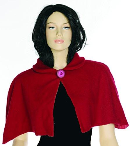 Jackie O Costume Capelet