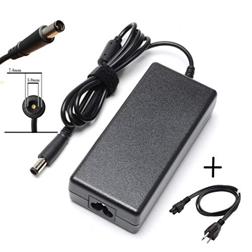 Skyvast 90W Laptop Adapter Charger for HP Pavilion Dv4 Dv6 Dv7 G4 G6 G7 M6 M7 G42 G50 G60 G61 G62 G71 G72 2000; Probook-EliteBook-Envy; Presario Cq56 Cq57 Cq58 Cq60 - Hp Dv6 Charger