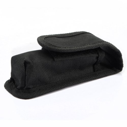 TOOGOO(R) Nylon Holster Cover Pouch Case Bag for LED Flashlight Torch Holder by TOOGOO(R) (Image #1)