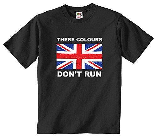 Diese Farben Don'T Run T-Shirt