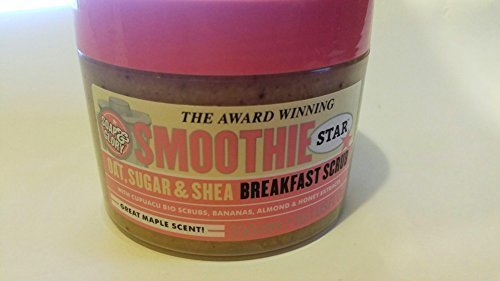 Soap & Glory Smoothie Star Breakfast Scrub 300Ml