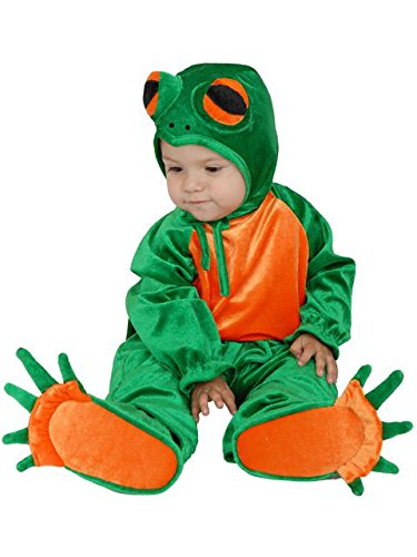 Tree Frog Halloween Costume (Little Frog Toddler Costume)