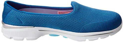 Go Skechers Inisght Blu Damen Sneaker Blau Walk pgwrT0qg