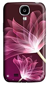 Samsung Galaxy S4 I9500 Hard Case - Dream Of Red Flowers Galaxy S4 Cases by icecream design