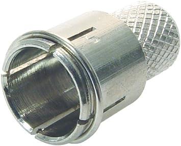 Manax/® Twist On F de Quick/ /Conector para cable de di/ámetro 6,0/mm