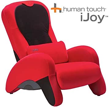 Amazon Com Ijoy 100 Red Massage Recliner Chair Human Touch Furniture Decor