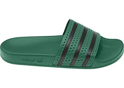 Adilette Chaussures Fitness Mixte Adidas Adulte Noir Vert De wP8dw5q
