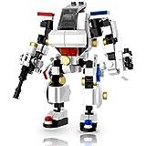 マイビルド (MyBuild) ブロックメカフレームシリーズ 可動フィギュア- 機動隊 5013