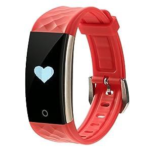 nonmon bracelet connect montre sport multi fonctions pour course cyclisme natation super. Black Bedroom Furniture Sets. Home Design Ideas