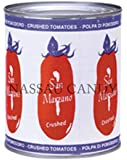 San Marzano Tomatoes Crushed 28 Oz - Pack Of 12