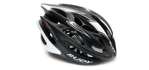 Rudy Project Sterling Men's & Women's Cycling Helmet Black/White Matte Large