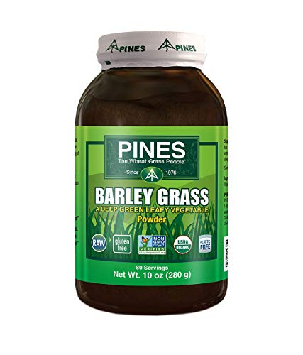 (Pines Barley Grass Powder, 10 oz.)