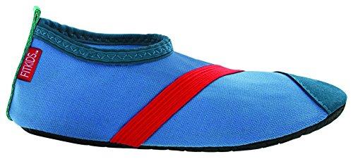 DM Merchandising Inc. FitKicks Kids Active Lifestyle Footwear - Blue - Large