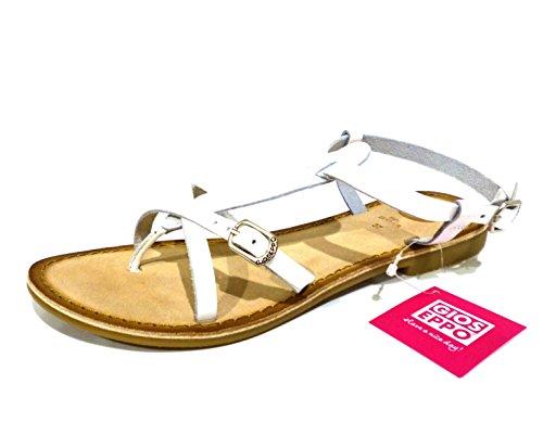 Gioseppo Mujer Deltone white Sandalias