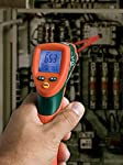 Extech IR250 Mini IR Thermometer, 260 degrees_celsius, Standard
