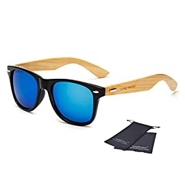 Long Keeper Bamboo Wood Arms Sunglasses for Women Men 1 LONG KEEPER ALWAYS FOCUS ON QUALITY AND SERVICE