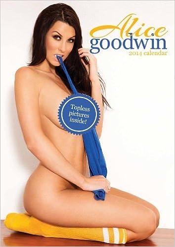 Alice Goodwin Calendario.Alice Goodwin Official 2014 Calendar Amazon Co Uk Www