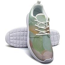 Armsttm Womens Lightweight Fashion Sneakers Glass Beach Sea Glass Casual Running Shoes