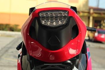 TST Industries Undertail Fender Closeout for Honda CBR1000RR 2010-2016