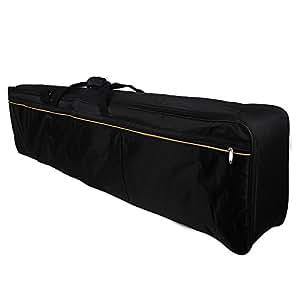 glarry portable electric piano 88 key keyboard case gig bag oxford cloth 88 key. Black Bedroom Furniture Sets. Home Design Ideas
