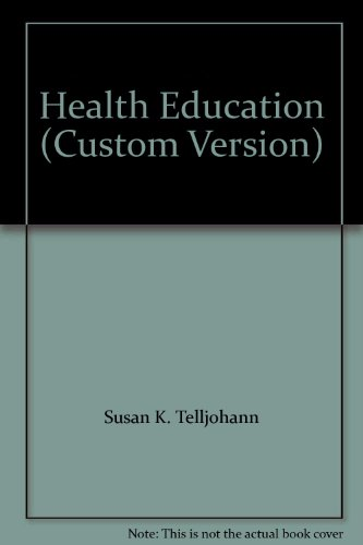 Health Education (Custom Version)