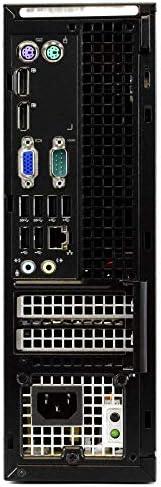 Dell OptiPlex 7020, 22 Inch LCD, Intel Quad Core i5 3.3GHz, 8GB RAM, 500GB HDD, DVD, Windows 10 Pro (Renewed)