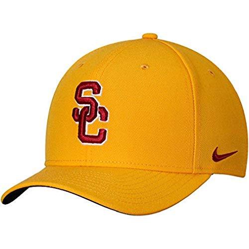 - NIKE USC Trojans Wool Classic Performance Adjustable Hat - Gold