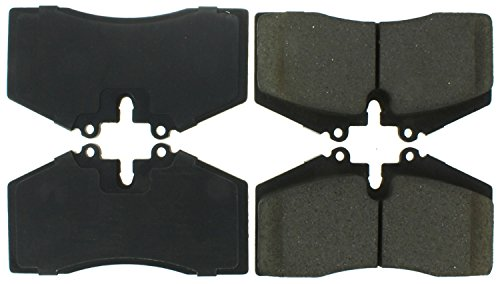 (StopTech 309.06090 Street Performance Front Brake Pad)