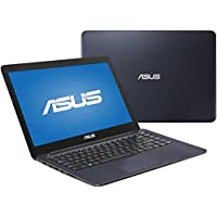 2016 Flagship Model Asus Dark Blue 14 inch EEEBOOK Laptop PC, Intel Dual-Core Processor, 4GB RAM, 32GB SSD, HDMI, VGA, Bluetooth, SD Card Reader, WiFi, Windows 10