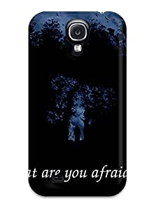 Anti-scratch And Shatterproof Scary Phone Case For Galaxy S4/ High Quality Tpu Case