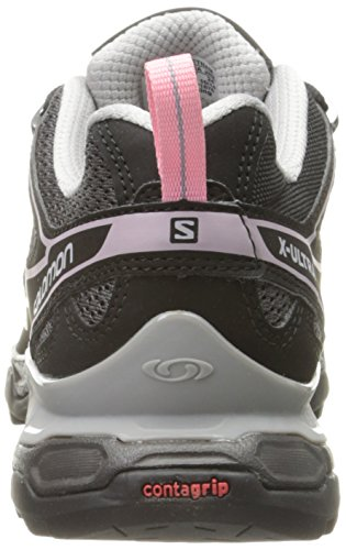 Shoe X Salomon Pink Prime Sakura Autobahn Ultra Women's Hiking Black FxfqXw