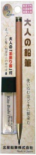 Kitaboshi Lead Holder 2mm and Sharpener Set (OTP-680NST)