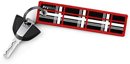 Amazon.com: Llaveros por keytails, Premium Calidad Etiqueta ...