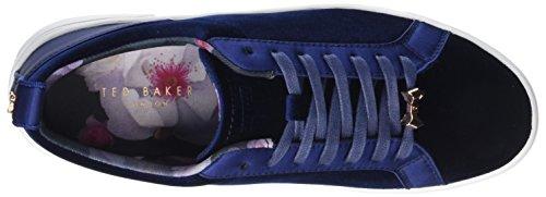 Femme Kulei Ted navy Bleu De Baker Chaussures Running xXUwpUq