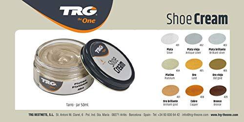TRG The One Metallic Shoe Cream