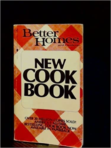 Ebooks mobi téléchargement gratuit Better Homes and Gardens New Cook Book: Introductory Edition (French Edition) PDF ePub