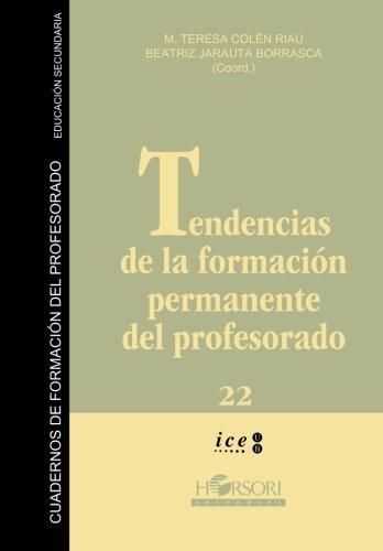 Tendencias de la formación permanente del profesorado