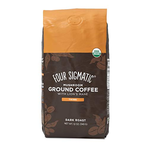 Mushroom Ground Coffee by