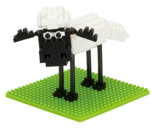 Nano Block Shaun the Sheep