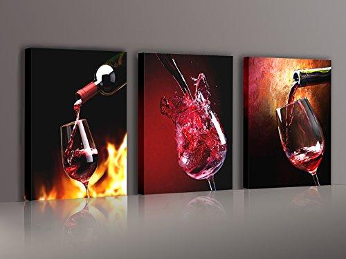 wall art wine - 2
