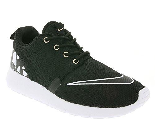 wholesale dealer 86e13 e4af2 Nike Roshe One Fb (Gs), Zapatillas De Deporte Niños Negro   Negro