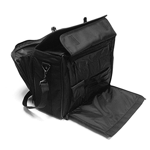 Bellino Heavy Duty Sample Case Organizer, Black by Bellino (Image #1)